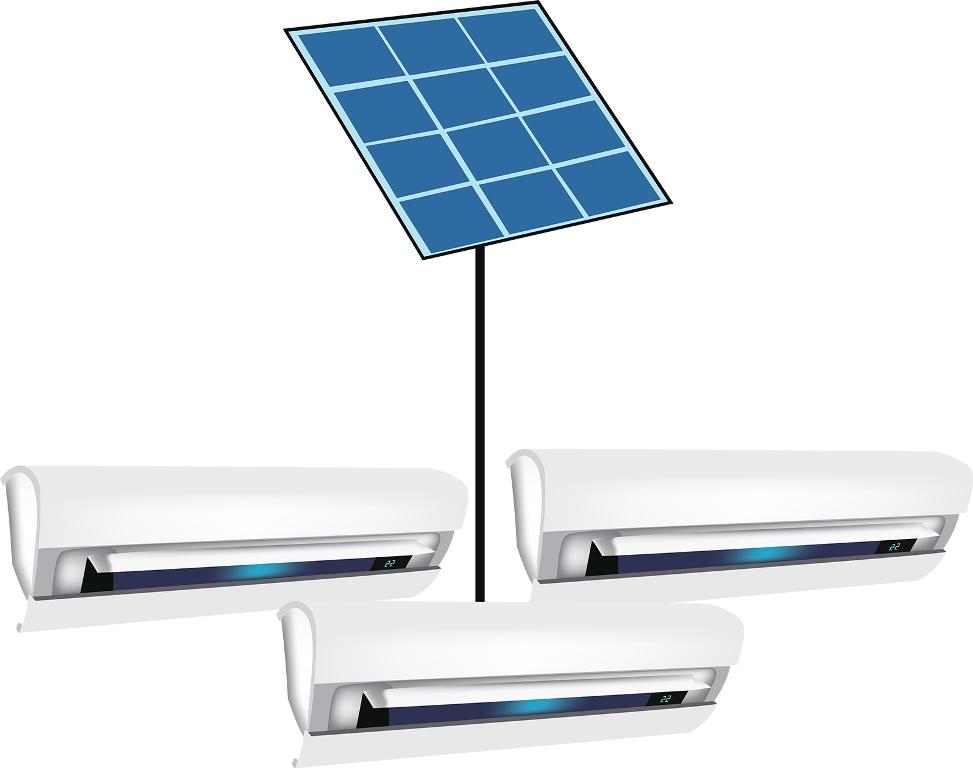 Prix pose climatisation réversible solaire