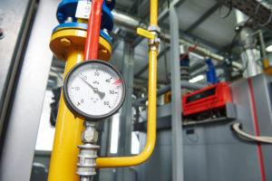 Pression chaudière gaz