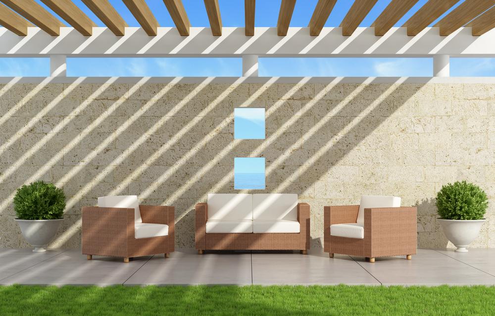 le guide de la pergola bioclimatique mod les atouts. Black Bedroom Furniture Sets. Home Design Ideas