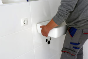 Prix pose sanitaire salle de bain