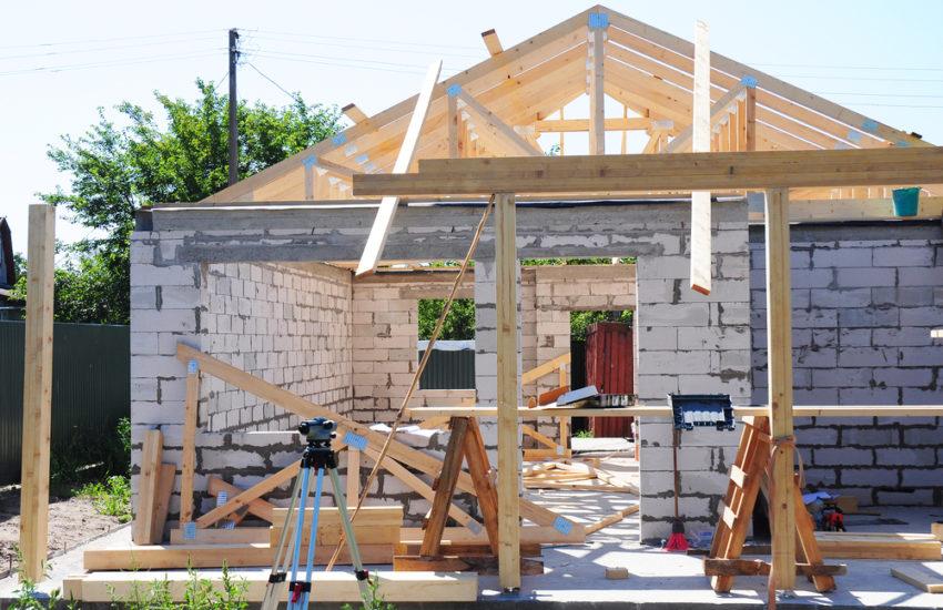 Gros uvre pour une maison d couvrez notre guide complet prix et travaux - Construire sa maison prix gros oeuvre ...