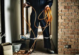 Rénovation électrique maison prix