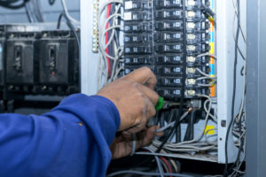 Raccordement électrique prix