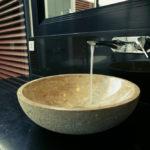 Vasque en marbre