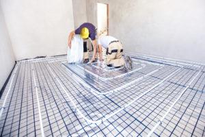 prix de pose d un plancher chauffant tout ce que vous devez savoir. Black Bedroom Furniture Sets. Home Design Ideas