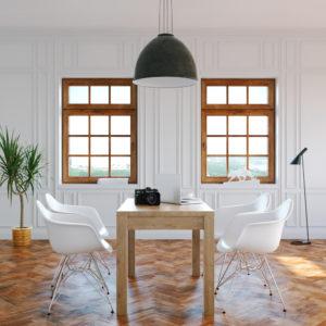 Prix des fenêtres en bois: une envie de confort qui reste abordable