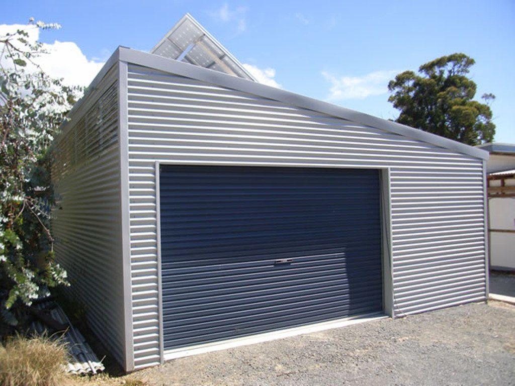 Garage préfabriqué pas cher