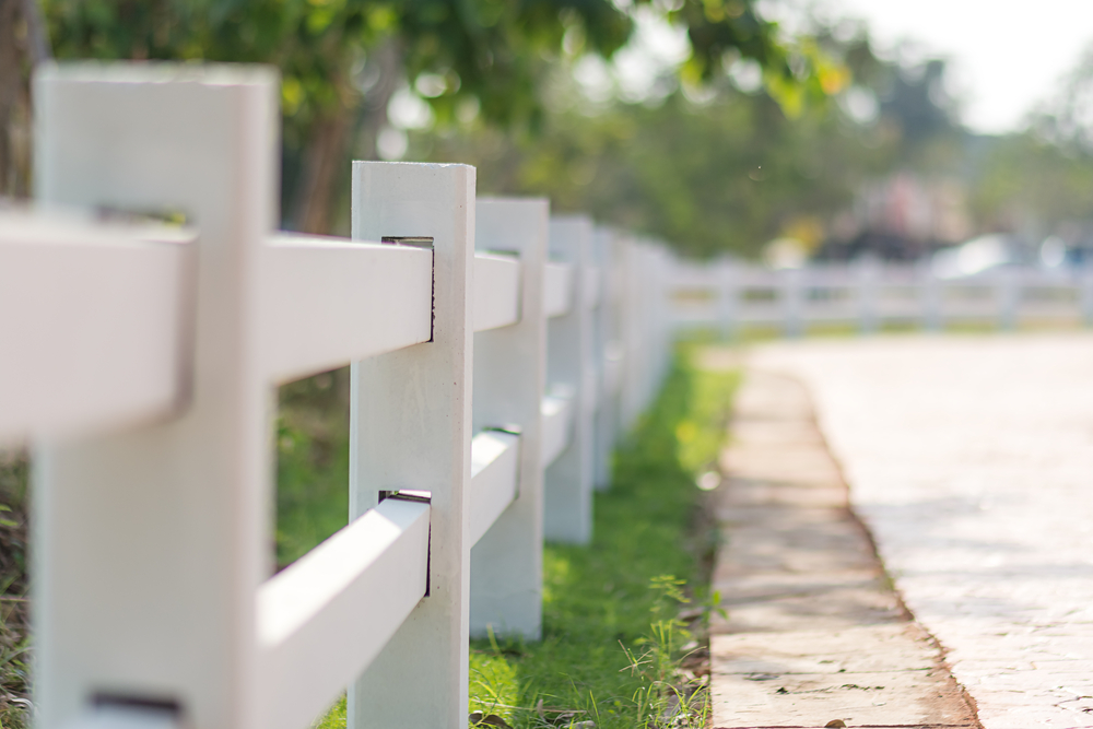 Prix d'une clôture en béton