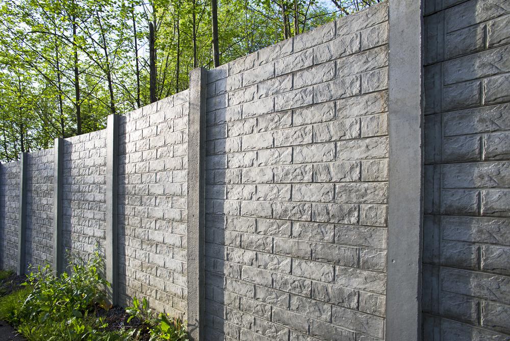 Prix de clôture en béton