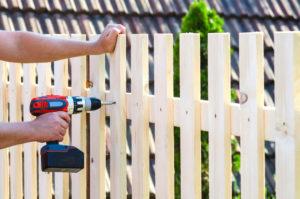 Prix de pose de clôture