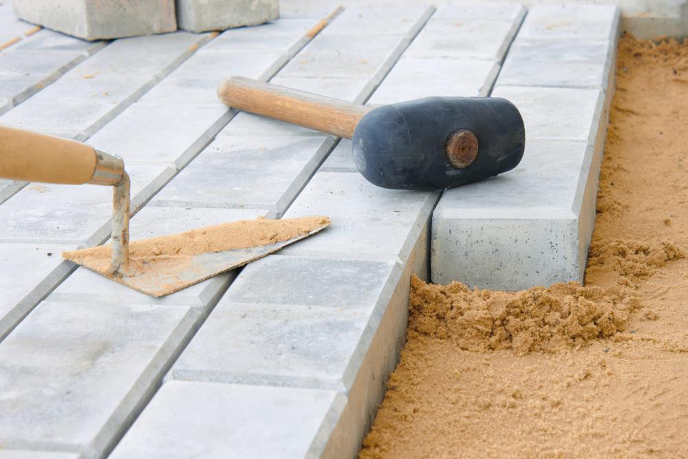 Prix de pose pavé sur sable