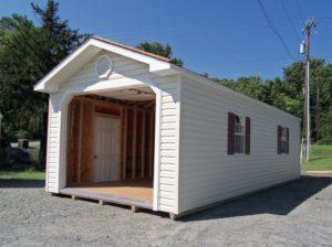 Prix d'un garage modulaire prêt à poser