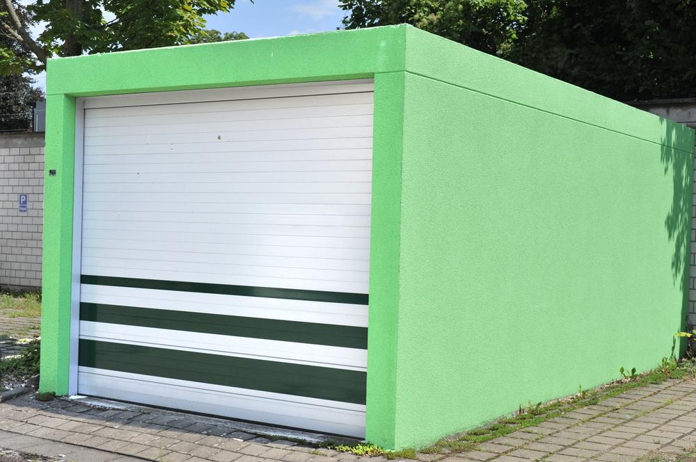 Prix d'un garage préfabriqué en béton - garage monobloc