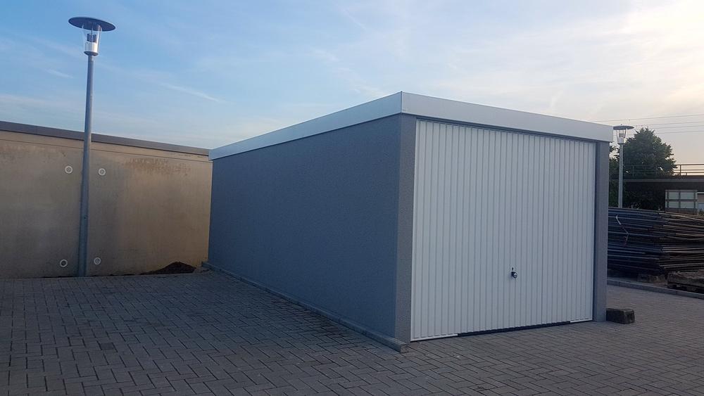 Prix d'un garage préfabriqué en container