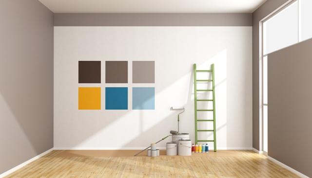 Peinture Murale  Guide Complet Sur Le Budget  Prvoir