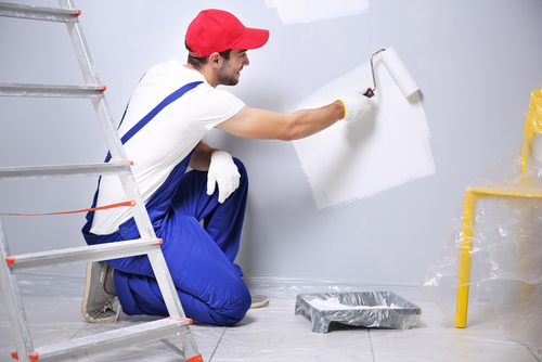 peintre professionnel