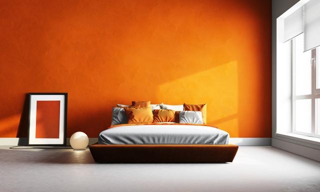 peinture mur chambre