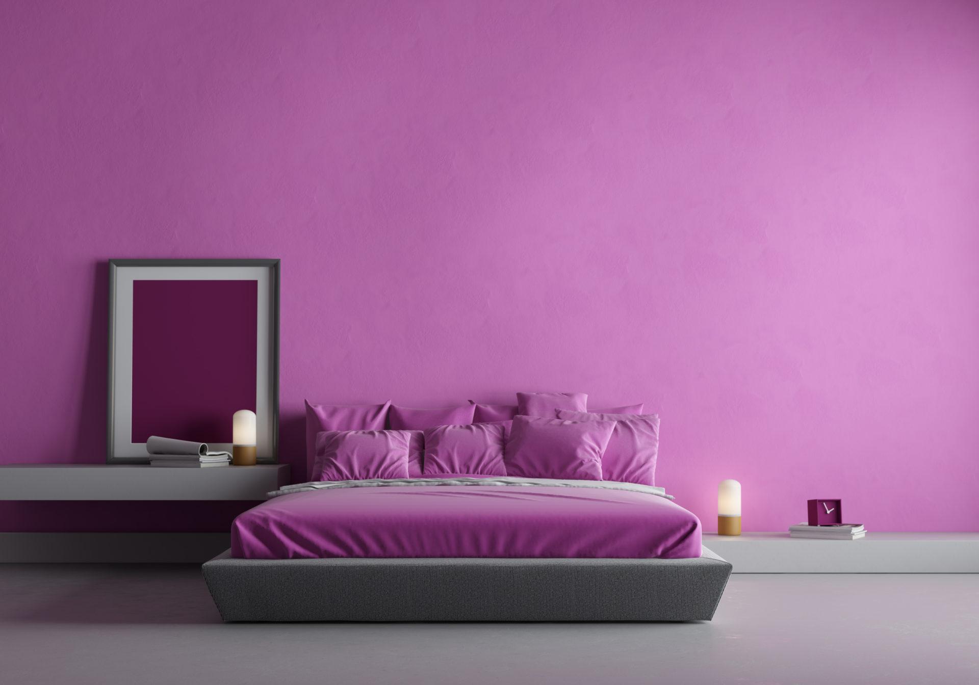 peinture pour chambre guide complet sur le budget pr voir en 2018. Black Bedroom Furniture Sets. Home Design Ideas