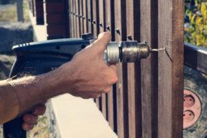 prix pose de clôture