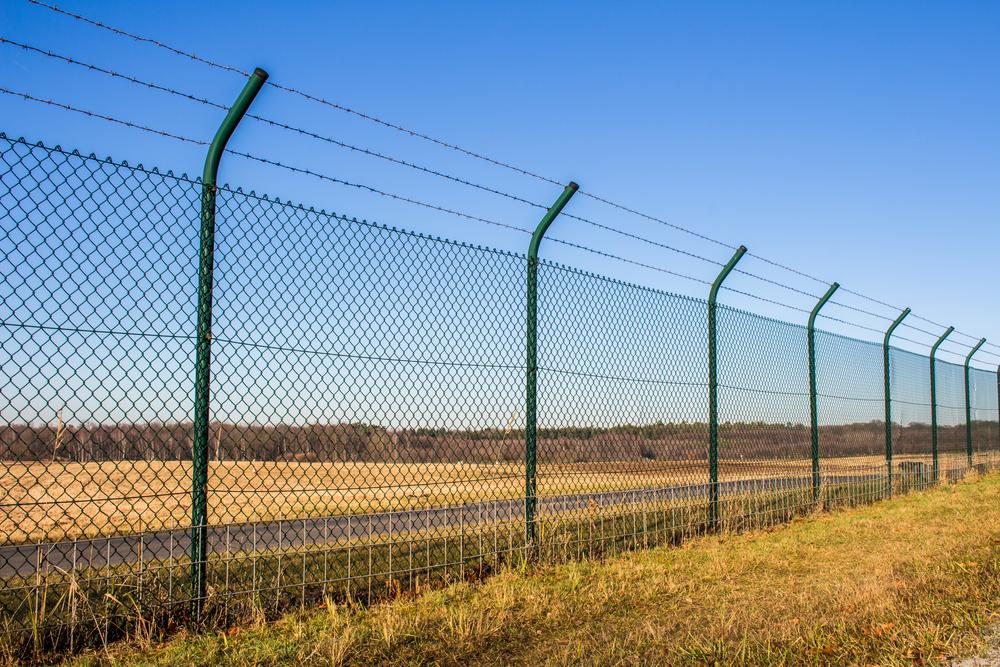 prix pose de clôture grillagée