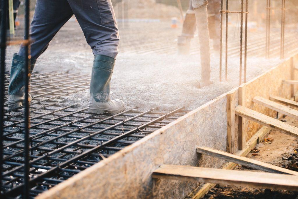 Ferraillage dalle béton et fondations - étapes et technique
