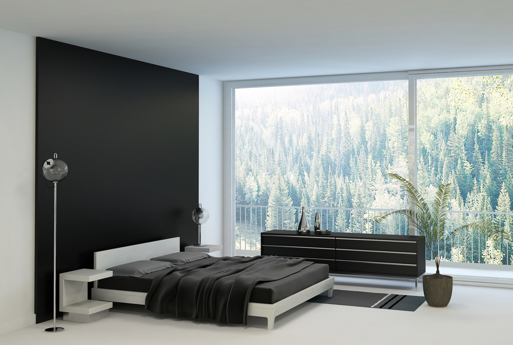 peinture ardoise guide sur le budget et exemples de r alisation. Black Bedroom Furniture Sets. Home Design Ideas