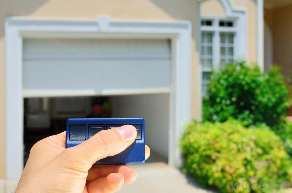 télécommande de porte de garage