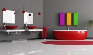 Peinture pour salle de bain: tarifs et exemples de réalisations