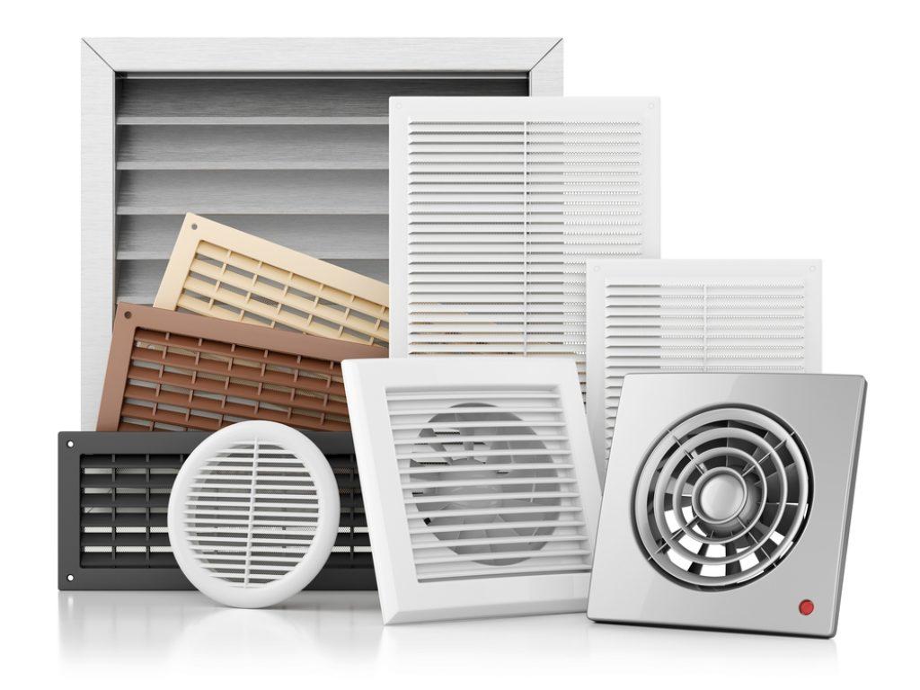 Différents types de ventilation salle de bain