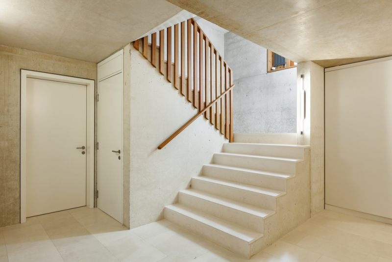 tout savoir sur l 39 escalier quart tournant prix pose prix de. Black Bedroom Furniture Sets. Home Design Ideas