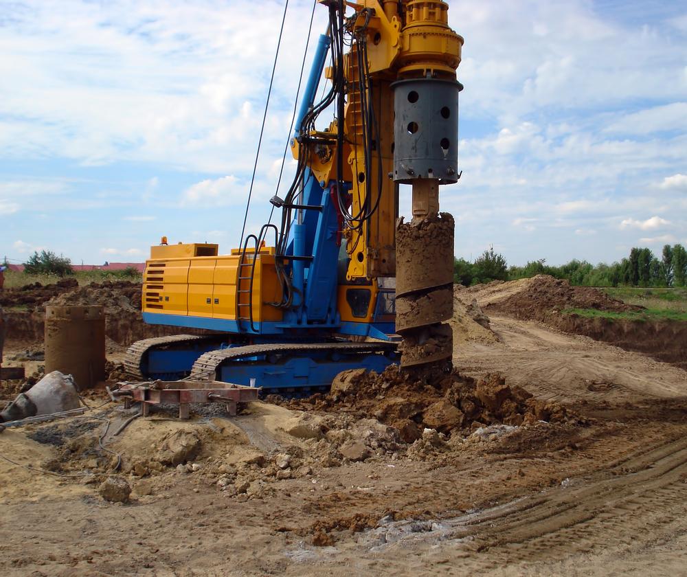 Etude de sol avant construction