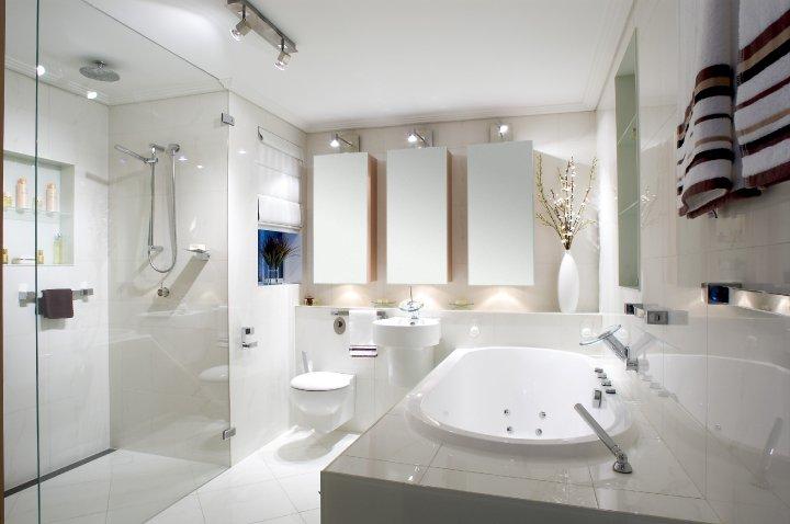 Cuvette WC salle de bain
